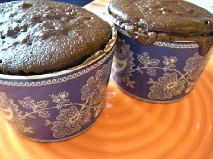 Receita Sobremesa : Bolo de chocolate no microondas 7 minutos de Obarriguinhas