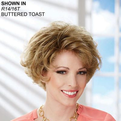 Georgia Lace Front WhisperLite® Wig by Paula Young® - New Wigs - New - Paula Young
