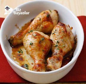 Diyet Ballı Tavuk Tarifi Bizbayanlar.com  #Bal, #Biberiye, #FındıkYağ, #Karabiber, #Kekik, #SoyaSosu, #TavukButu,#DiyetYemekTarifleri http://bizbayanlar.com/yemek-tarifleri/diyet-yemekleri/diyet-yemek-tarifleri/diyet-balli-tavuk-tarifi/