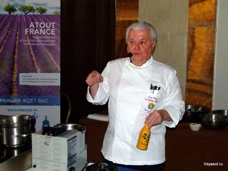Как приготовить картофель, фаршированный шоколадным айоли? Я училась этому уЖани Глейза, мишленовского повара изПрованса.  http://amp.gs/zgLH