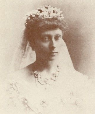 Princess Victoria of Hesse-Darmstadt, later Victoria Mountbatten, Marchioness of Milford Haven