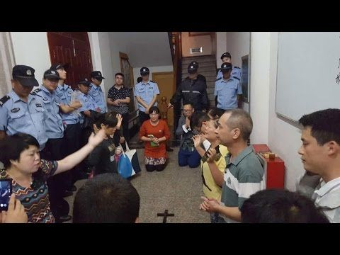 Net TV: Currents: Repression of Christianity in China Meets Resistance - China Aid