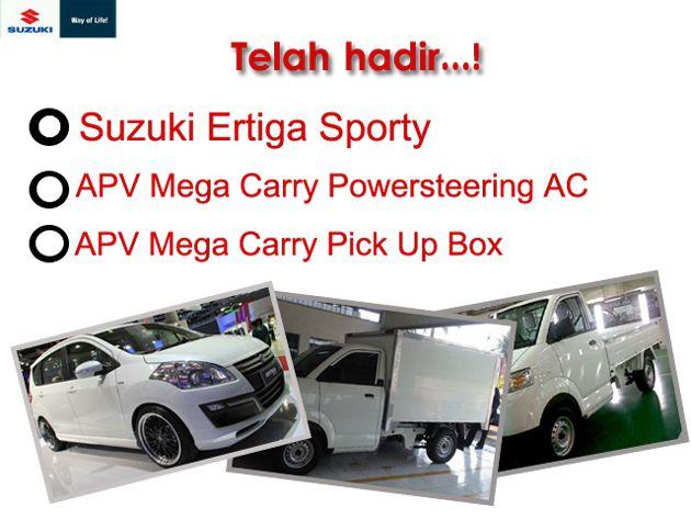 Harga Mobil Suzuki Ertiga, Splash, Swift, APV, Carry Pick Up, Mega Carry, Real Van, Blind Van http://www.kreditsuzukisurabaya.com/price-list-harga-mobil-suzuki