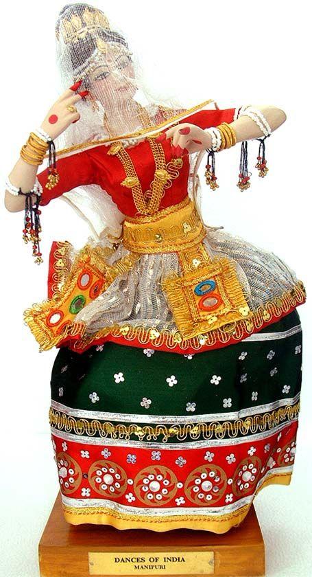 Dance of India,Manipuri