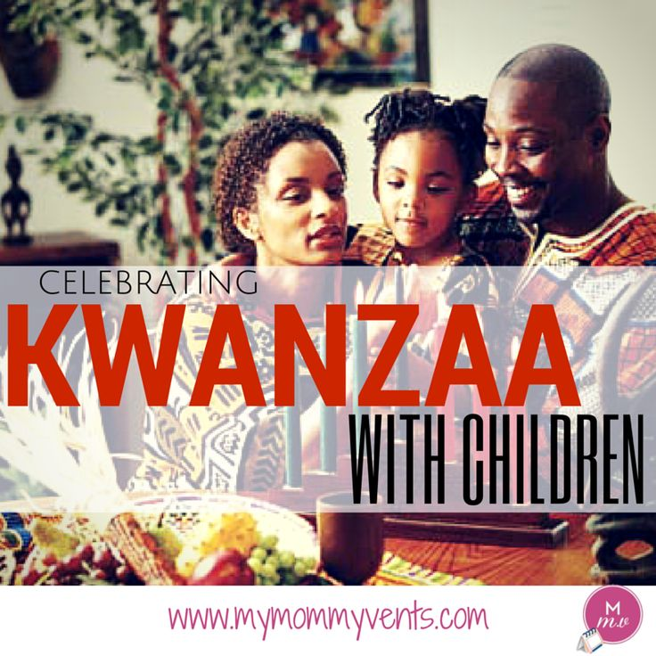 Giving gifts and spending time together are all part of the holidays--but for many African American families, the holiday season includes Kwanzaa.