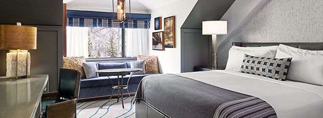 Vail Hotel Rooms | Vail Cascade Resort & Spa - Hotel Rooms | Lodging in Vail