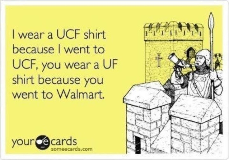 UCF.: Funny Things, Knights So True, Lol So True, Awesome, Ecards, Ucf Fans, True Stories, Haha So True, Ucf Knights So