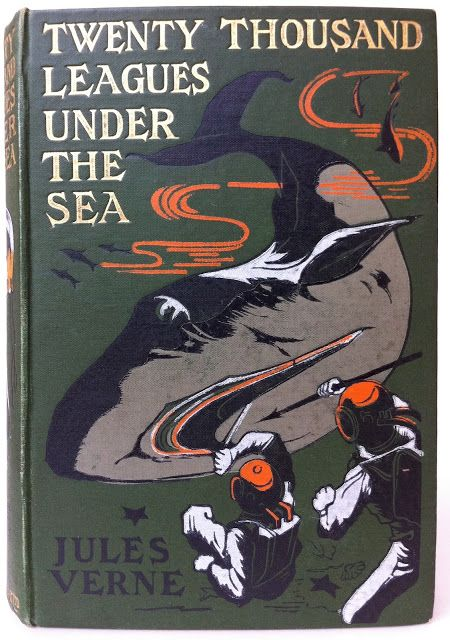 twenty thousand leagues under the sea book report