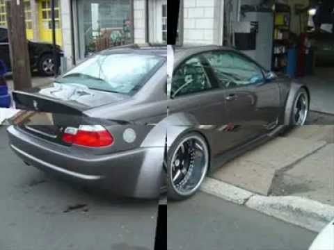 BMW E46 M3 GTR - Modified