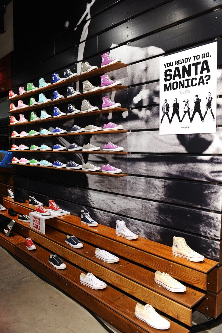 Converse Flagship Store in Santa Monica