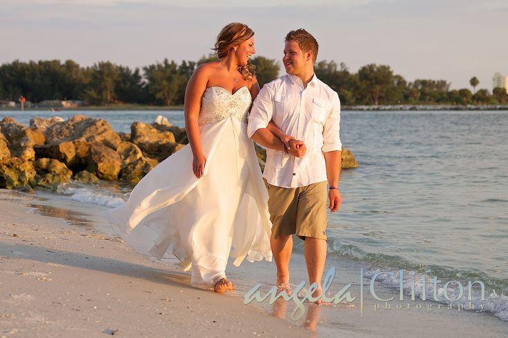 wedding photography | beach wedding photographers | Clearwater wedding photographer | Shepard's wedding photography | Tampa Bay wedding photographer | Angela Clifton Photography