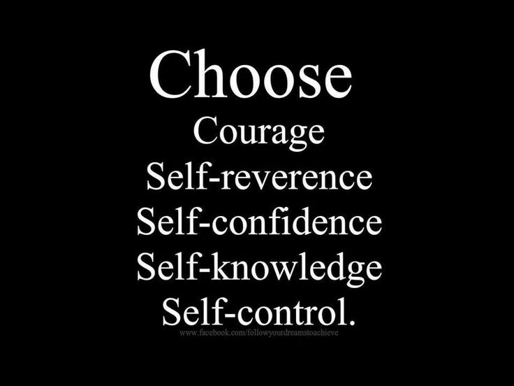 Choose with your self....