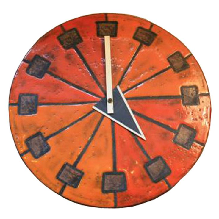George Nelson Meridian Wall Clock for Howard Miller