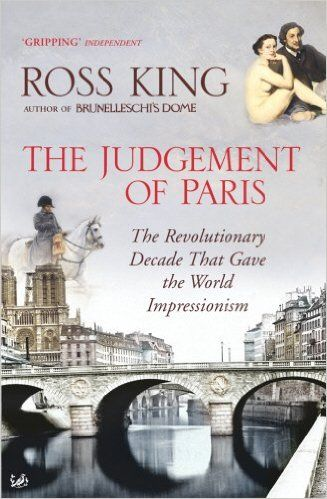 Reading a great art book 'The Judgment of Paris' by Ross King. The battle of the french painting titans and the emergence of impressionism. #artbook #impressionism