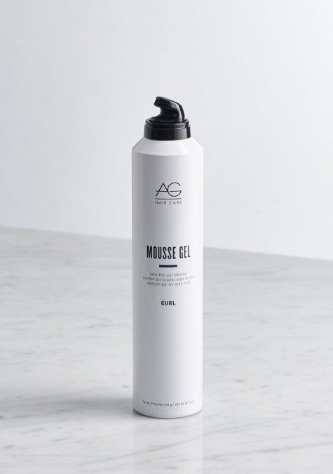 Extra Firm Mousse - Mousse Gel - AG Hair
