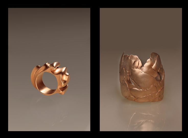 rose gold Sparta collection
