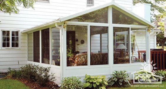 all season sunroom addition pictures ideas patio enclosures rh pinterest com