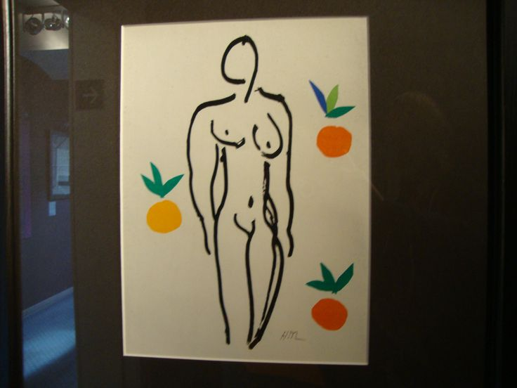 dit schilderij is gestileerd want je ziet bij het mens geen ogen, neus, mond, vingers enzovoort.