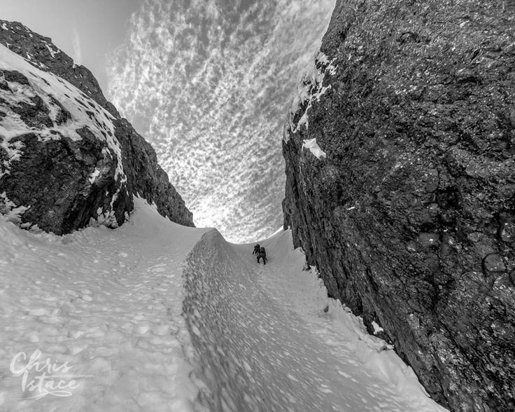 Vancouver Island Mountaineering ascent of Mount Arrowsmith ~ Chris Istace photo