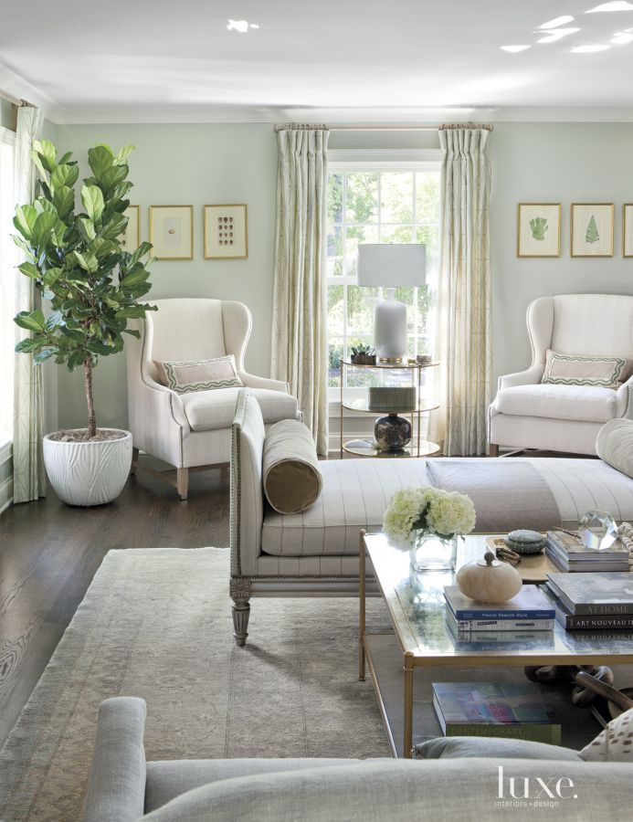10 Most Popular Living Rooms on Pinterest