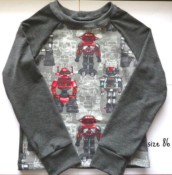Check out this item in my Etsy shop https://www.etsy.com/listing/471753930/robot-raglan-shirt-for-toddler-cute