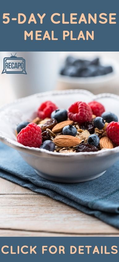 This five-day diet cleanse is not hard to tackle, according to Dr Hyman. The foods you are encouraged to eat during the cleanse have a low likelihood of triggering a food allergy reaction. However, they could trigger problems for some people, so pay attention to your symptoms. Here is the sample menu.