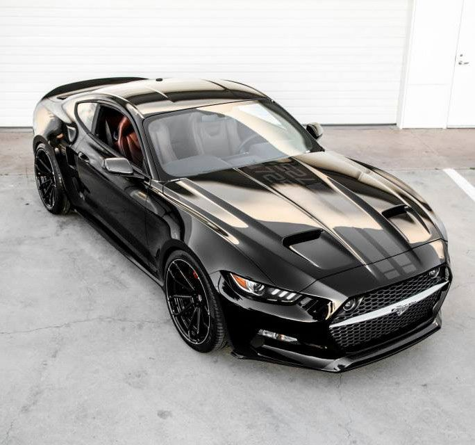 Galpin Rocket. I think this body style resembles the Taurus too much, but for some reason this one really resonates with me. I'll let it slide.