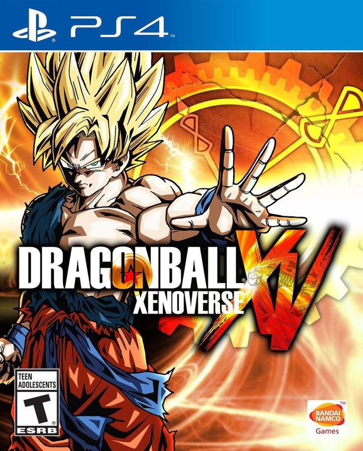 Dragon Ball Xenoverse PlayStation 4 Ps4 Games Sony Brand New Factory Sealed #BANDAINAMCOGames