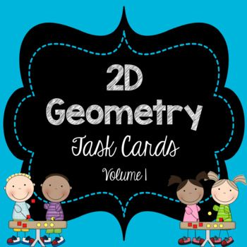 Angles, Triangles, Quadrilaterals, Polygons and Transformational Geometry. Get 2 sets of Task Cards for Free with this Bundle! Task Cards are great for Math Centres, Review and Test Prep, your students will love this activity. This 2D Geometry Task Cards Bundle includes the following sets of Task Cards: Angle Task Cards Triangle Task Cards Quadrilateral Task Cards Polygon Task Cards Transformational Geometry Task Cards...