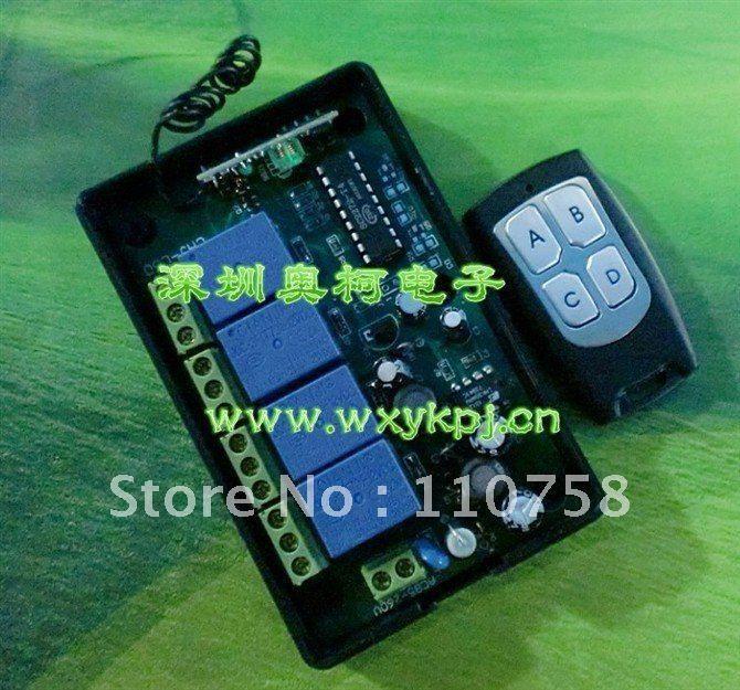 $22.53 (Buy here: https://alitems.com/g/1e8d114494ebda23ff8b16525dc3e8/?i=5&ulp=https%3A%2F%2Fwww.aliexpress.com%2Fitem%2FAC220V-4CH-Wireless-Remote-Controls-Wireless-Remotes-Control-Switch-remote-light-switch-4-RF-water-pump%2F2019668516.html ) AC220V 4CH Wireless Remote Controls Wireless Remotes Control Switch remote light switch 4 RF water pump controller for just $22.53