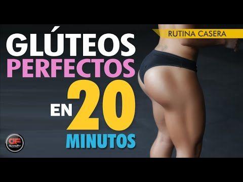 Glúteos Perfectos en 20 Min!!! - SUPER RUTINA DE GLUTEOS