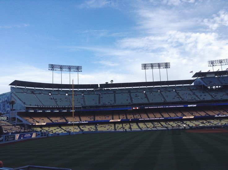 dodger game today