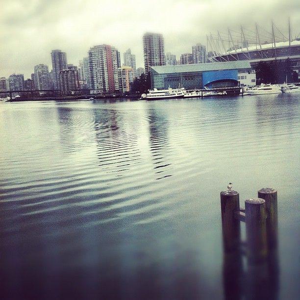 False Creek, Vancouver.