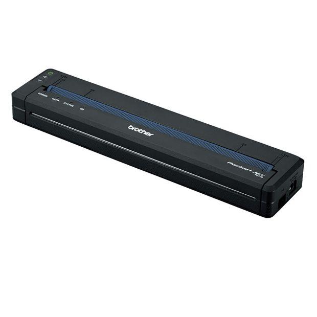 ブラザー、約600枚印刷できるA4対応小型感熱モバイルプリンター 画像1