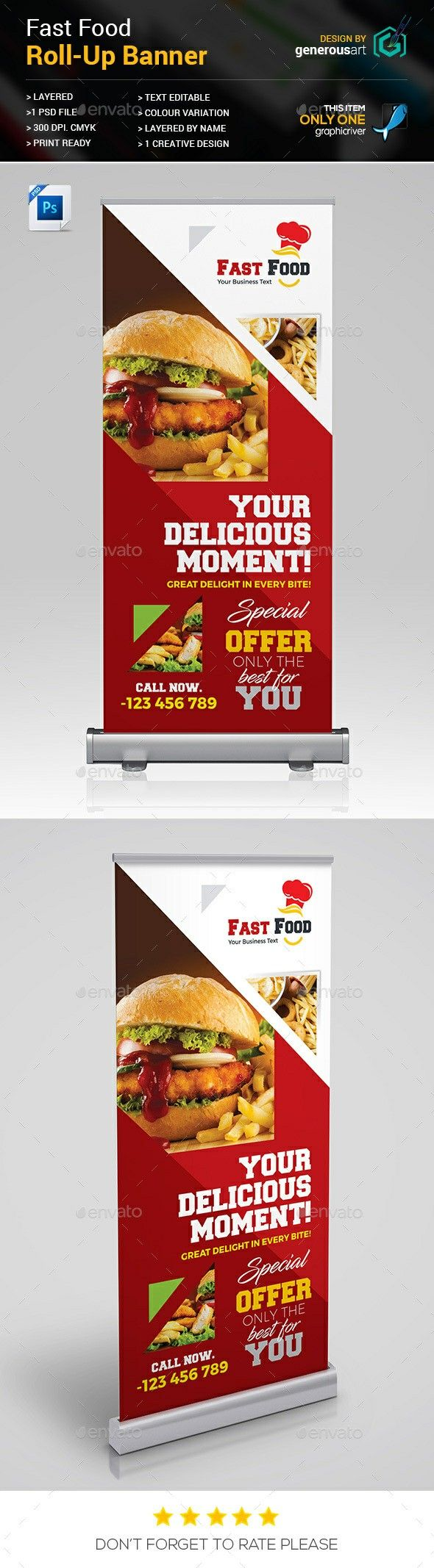 19 best Banner design samples images on