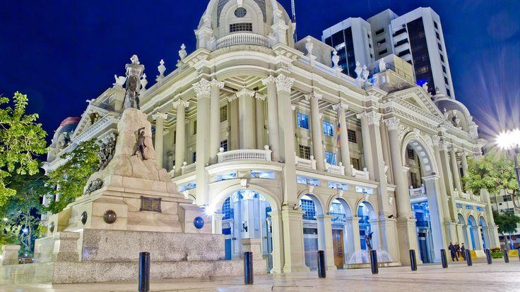 Vuelos baratos de Buenos Aires, CF a Guayaquil. Compare billetes de avión de BUE a GYE en JetRadar