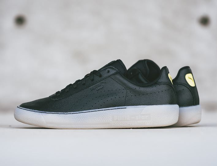 sports shoes 45bb7 52c5d ... White Switzerland  puma count stan black yellow puma star black yellow .