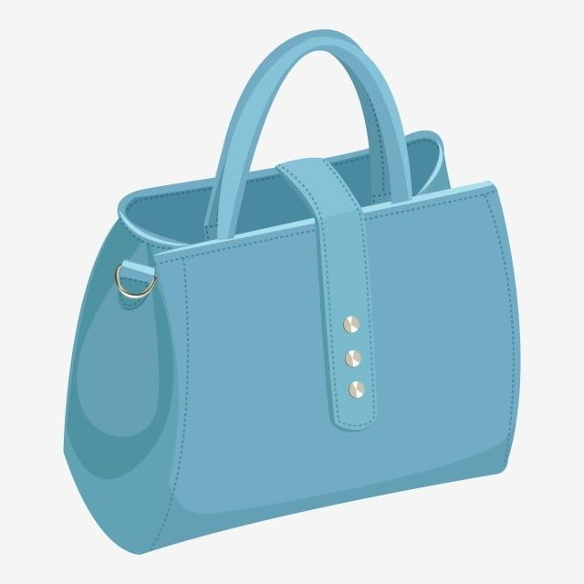 Womens Bag Material For Daily Necessities Ladies Bag Lady Bags Blue Png And Vector With Transparent Background For Free Download Bags Bag Lady Blue Bags