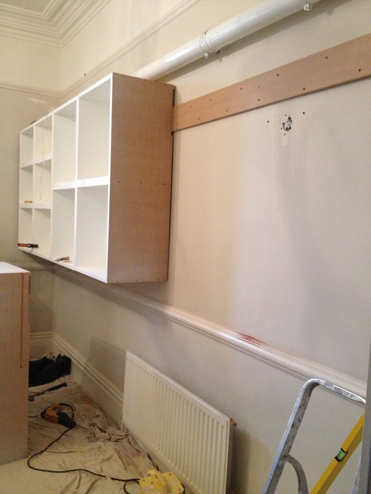 Units 3+4 fitted