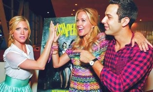 Britnay Snow & Skylar Astin - Pictures, Photos & Images - IMDb
