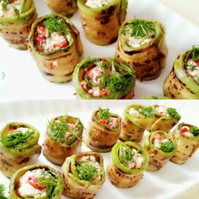 birgülün lezzetleri: Afili Kabak