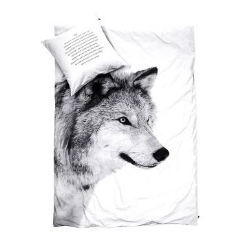 Wolf Junior Quilt & Pillowcase $109.95 #sweetcreations #baby #toddlers #kids #bedding