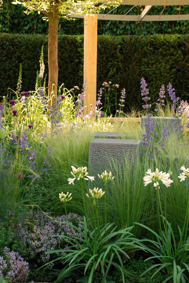 140 best images about informal gardens on pinterest for Informal garden designs