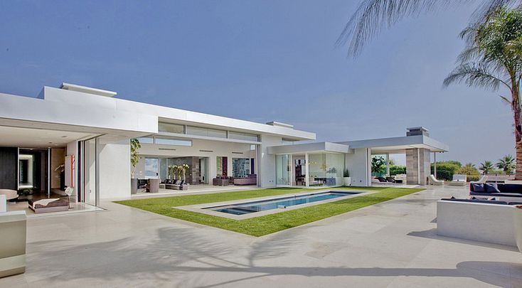 House in Beverly Hills by McClean Design - http://homedesignerideas.com/house-in-beverly-hills-by-mcclean-design