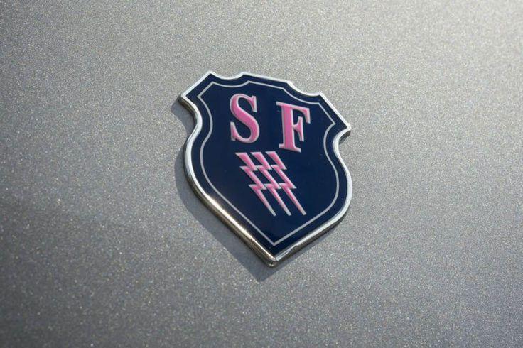 Lancia Voyager by Stade Francais Paris logo