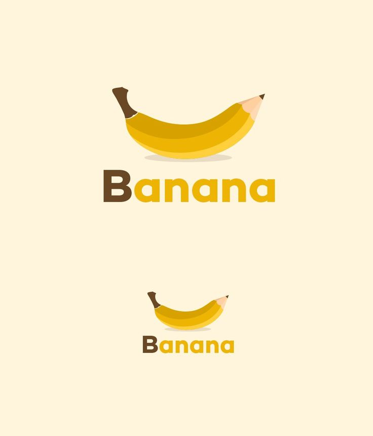 Logo Design #5   'Banana' design project   DesignContest ®
