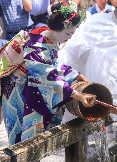 Sachiho, Tsurui Okiya, Gion Kobu