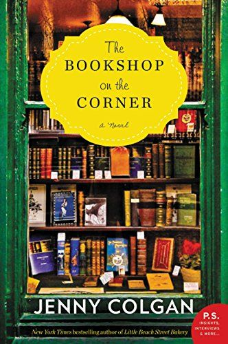 11 new books for women to add to your reading list, including The Bookshop on the Corner by Jenny Colgan.