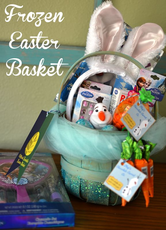 28 best frozen themed easter images on pinterest easter eggs frozen easter basket and printables negle Image collections