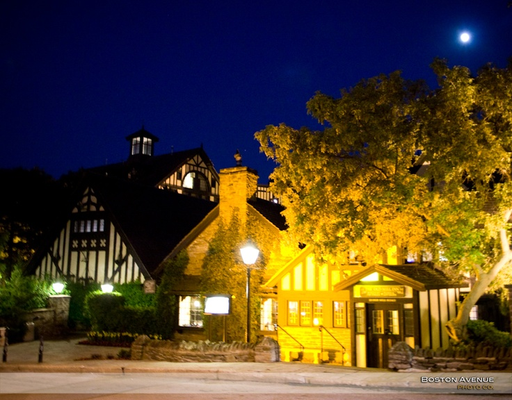an evening at The Old Mill Inn